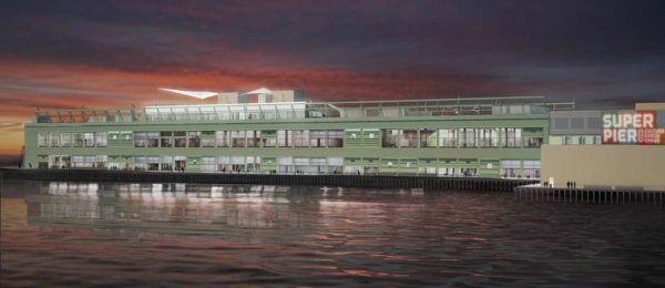Google Pier 57